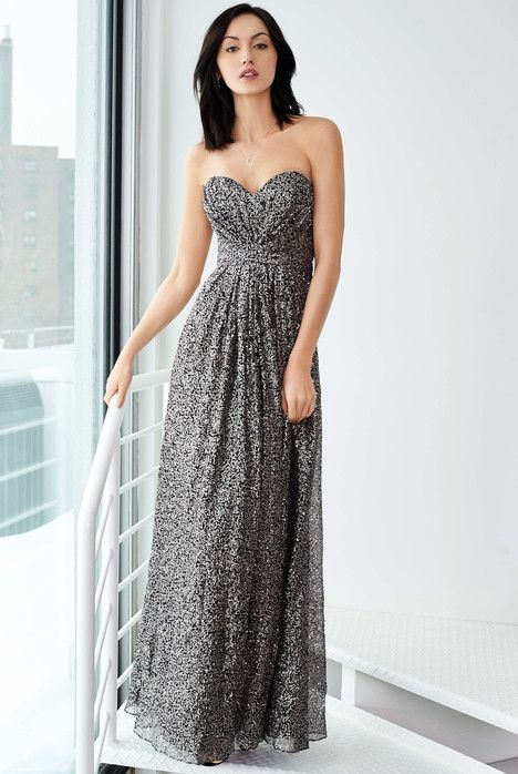 5258L dress (Empire, Sweetheart,  Strapless ,  Sleeveless ) from  Colour by Kenneth Winston 2017, as seen on dressfinder.ca. Click for Similar & for Store Locator.