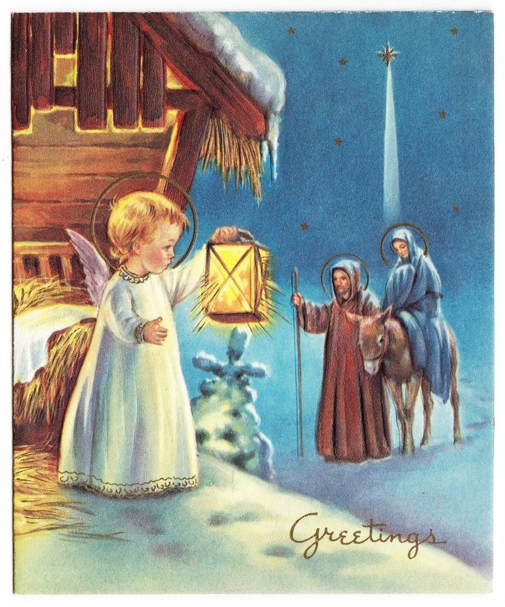 Holy Family Admires Jesus Nativity Religious Christmas: 17 Best Images About Advent And Christmas On Pinterest