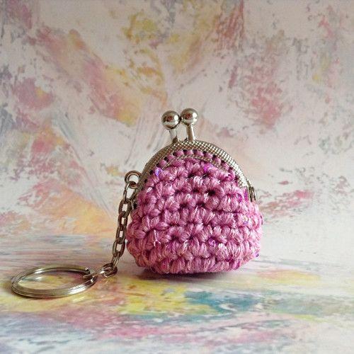 Glitter - mini peněženka