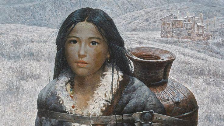 The Art of Luo Zhongli