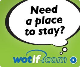 You can find us on Wotif.