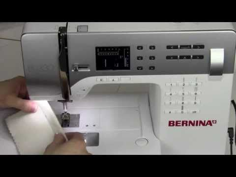 Bernina 330 05 Tension - YouTube