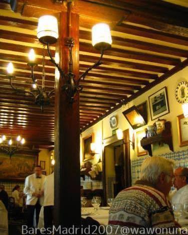 マドリッドのバル巡り/ Bares de Madrid 2006 / Restaurante Botín /  #madrid #bares #マドリードのバル #マドリード #マドリッド #restaurantebotin