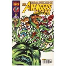 The Avengers United #30 from Marvel/Panini Comics UK. 27th August 2003 issue. In very good condition internally and cover. Bagged and boarded. £2.00