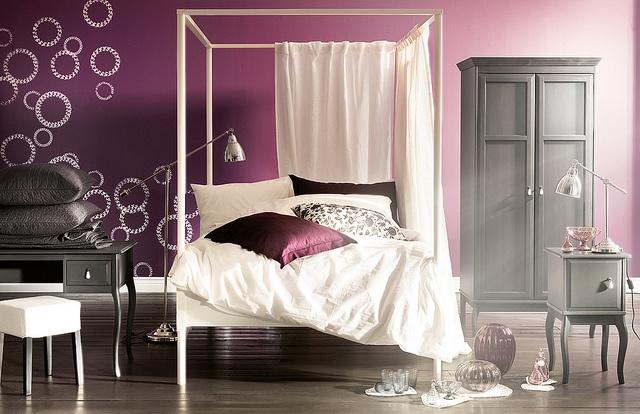 Querido Refúgio, decoração & bem viver: Aubergine Decor, Maine Bedrooms, Querido Refúgio, Bem Viver