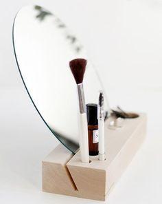 espejo para maquillaje 1 diy http www manualidadesplus com