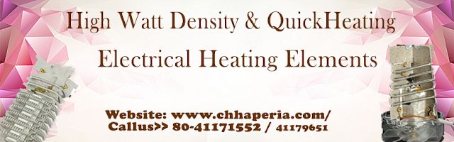 Heating Elements Manufacturers in India: Electrical Heating Elements Manufacturer and Suppl...