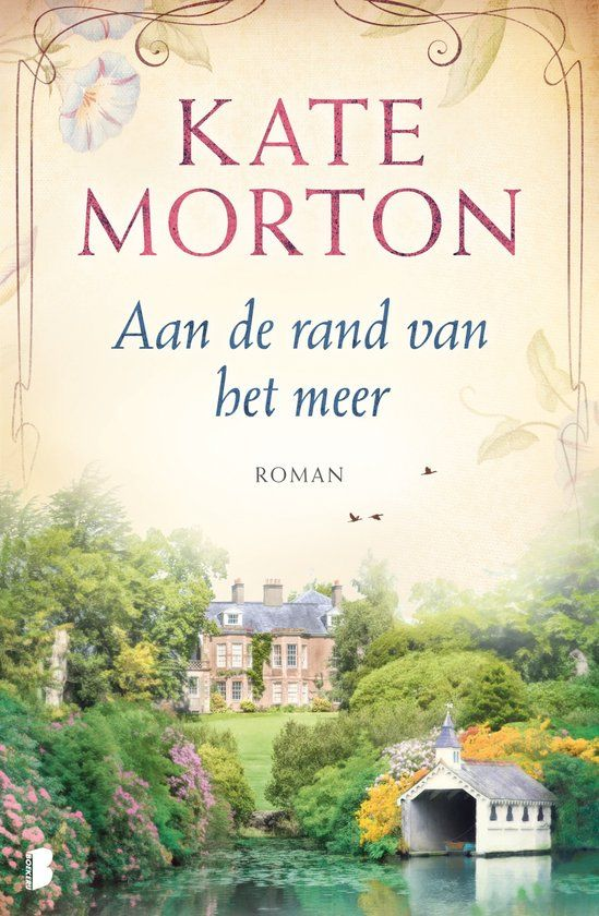 Aan de rand van het meer Auteur: Kate Morton Uitgever: Boekerij Jaar: 2015 Bladzijden: 496 Alice Edevane is een intelligent, nieuwsgierig meisje van veertien dat opgroeit op een prachtig landgoed a…