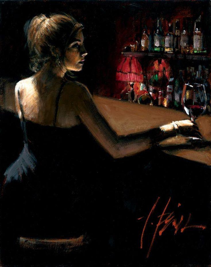 Стихи бориса барского я сижу с бокалом в баре