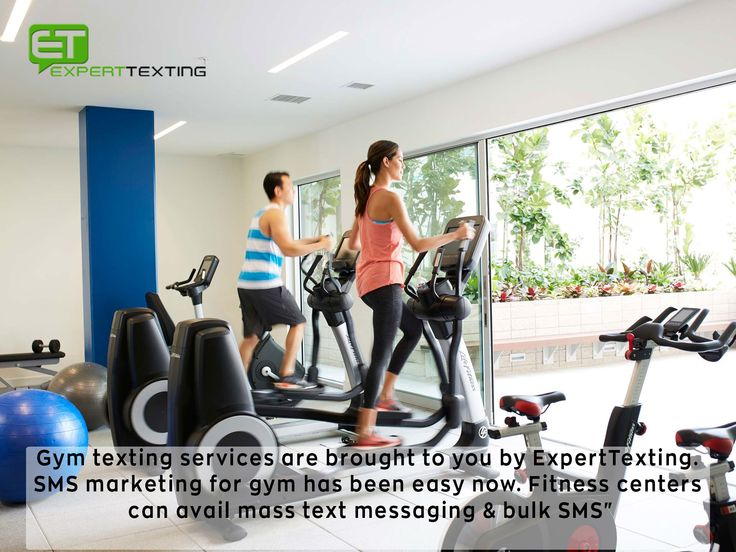 """Gym texting services are brought to you by ExpertTexting. SMS marketing for gym has been easy now. Fitness centers can avail mass text messaging & bulk SMS"""""""