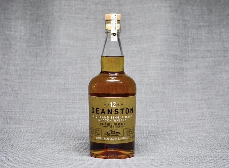 "🥃 - Sweets For Breakfast Deanston 12 Single Malt Scotch Whisky ""Fruit, Malty Honeyed Spiciness, Soft Vanilla"""