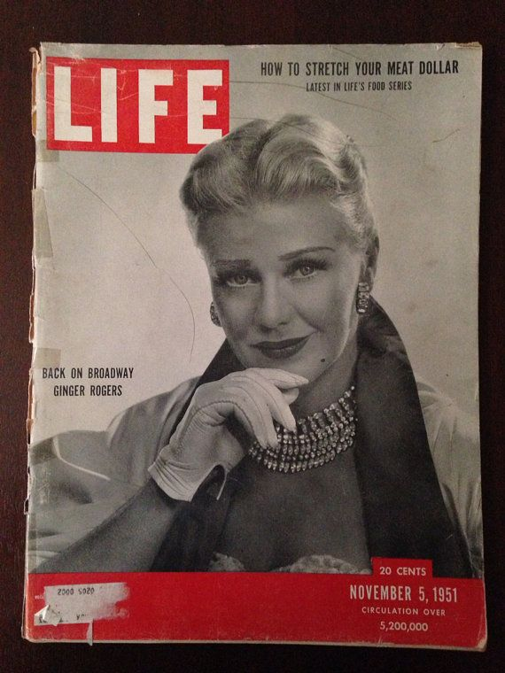 LIFE Magazine November 5 1951