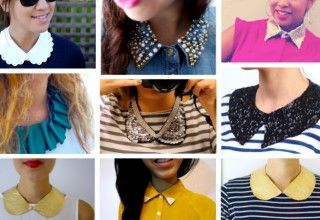DIY Collar Inspiration