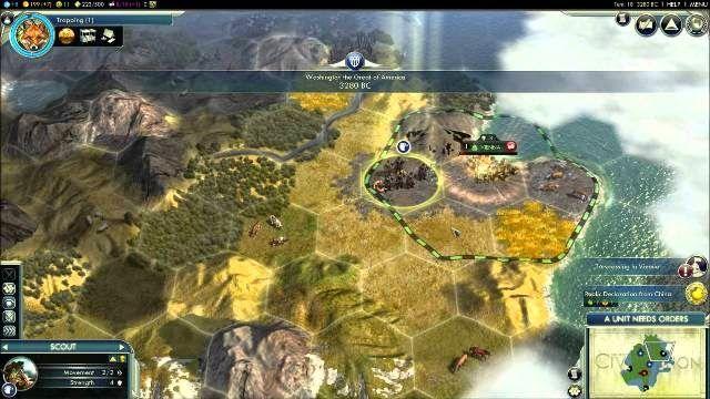 Civilization 5 PC Games Gameplay