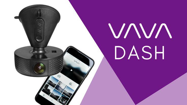 The VAVA Dash Cam: Capture the Road Ahead by Team VAVA —Kickstarter