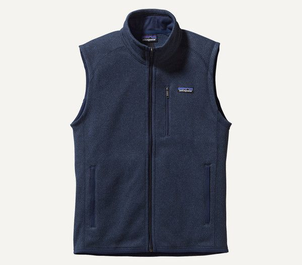 Patagonia Better Sweater Vest – Man Outfitters