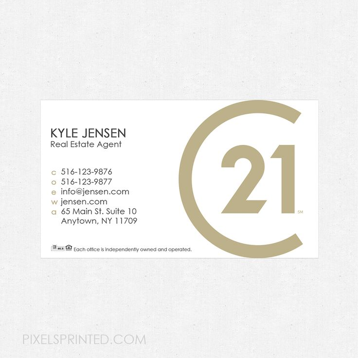 65 best Century 21 real estate stationery. images on Pinterest