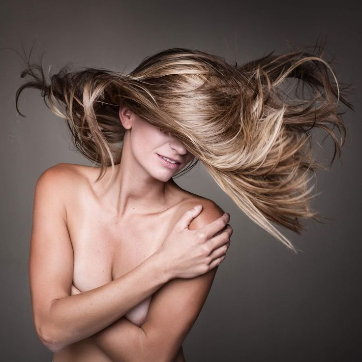 Hair in move