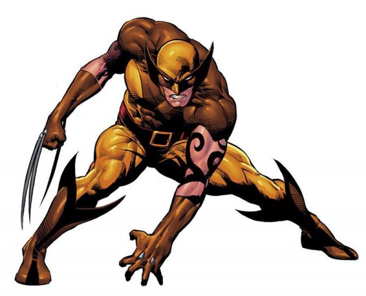 Akihiro aka Daken son of James Logan aka Wolverine & Itsu