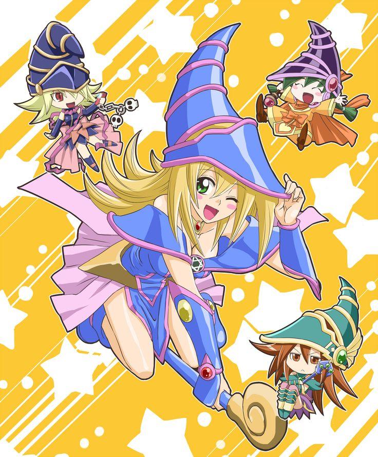 Gx oh yu dark magician girl gi