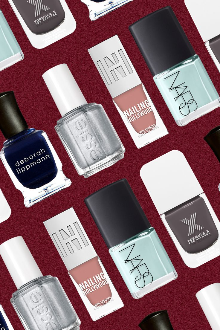 The top nail color trend to try right now.
