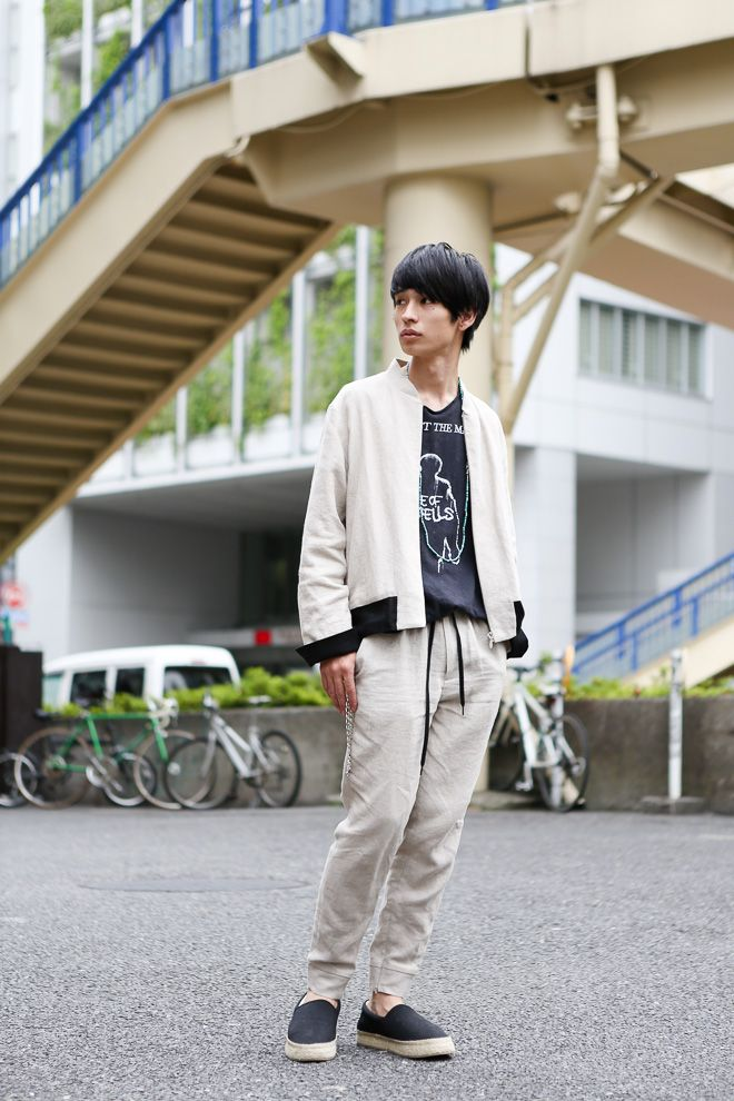 ストリートスナップ原宿 - 雪丸 秀隆さん | Fashionsnap.com