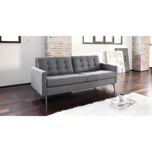 Le 25 migliori idee su decorazioni per divano grigio su pinterest decorazione per camere per - Canape d hoek converteerbare maison du monde ...