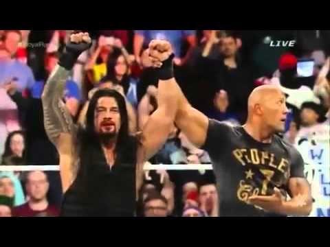 The Rock Returns 2015   WWE Royal Rumble 2016 to save Roman Reigns - http://music.tronnixx.com/uncategorized/the-rock-returns-2015-wwe-royal-rumble-2016-to-save-roman-reigns/ - On Amazon: http://www.amazon.com/dp/B015MQEF2K