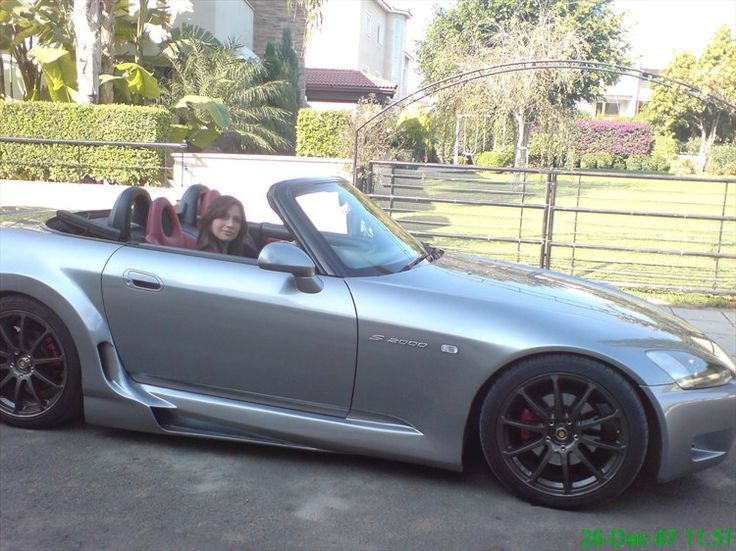 """sick honda s2000's 