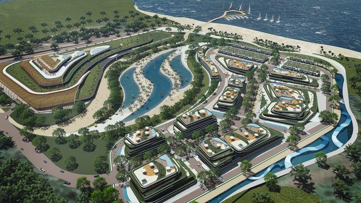 Arquitectura Vanguardista que integra la Bioconstrucción sobre el medio ambiente.