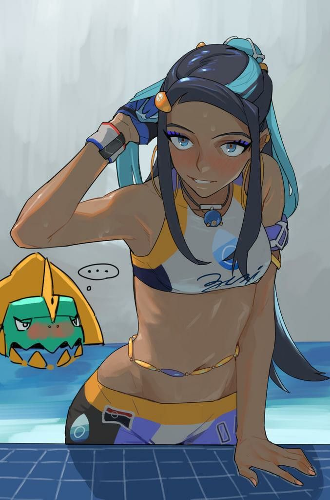 Pin by Dotted Stripes on Hommage | Pokemon waifu, Cute ...