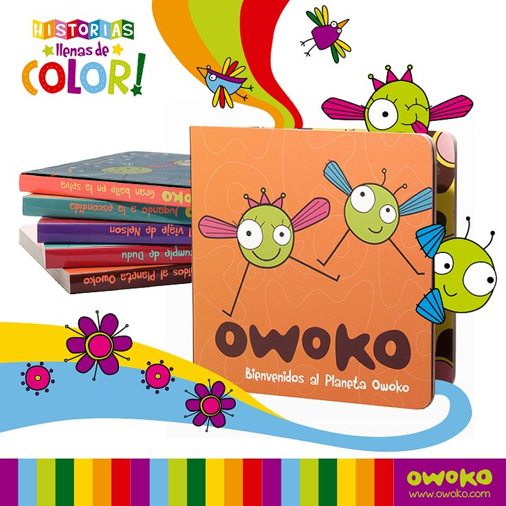 Llegó la edición limitada de cuentos Owoko!