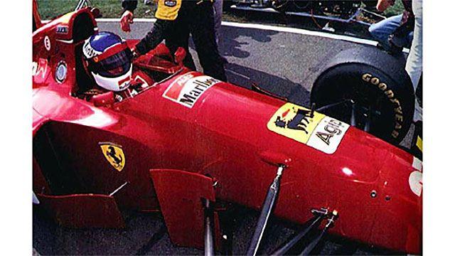 Monza 1994, le crève-cœur de Jean Alesi