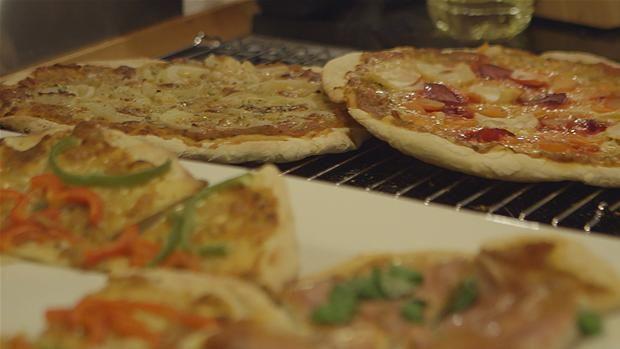 Pizza til hele familien