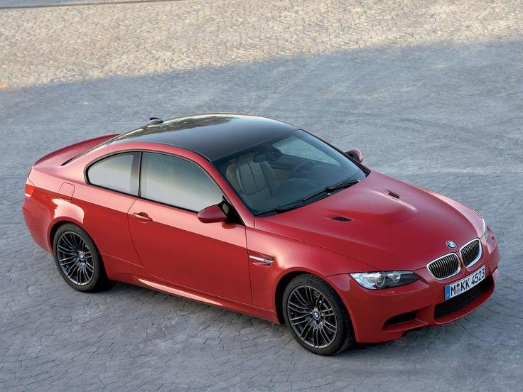 BMW M3 (E92) #bmw #bimmer #beemer #beamer #m3 #e92 #red #sportscar #germany #german #euro #european #v8