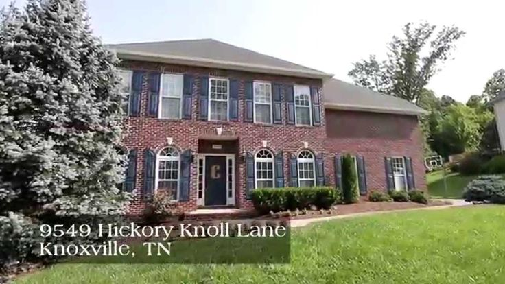 Great knoxville home for sale at 9549 hickory knoll ln for East tennessee home builders