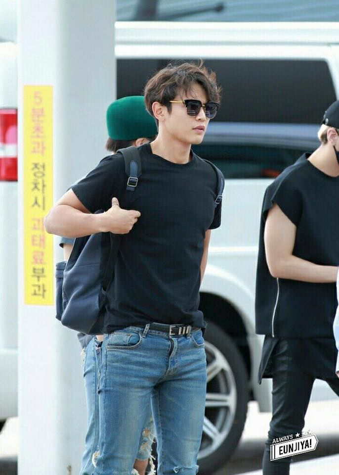 [160729] Minho Incheon Airport To Los Angeles