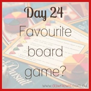 October Challenge – About Me Album – Day 24 #aboutmealbum