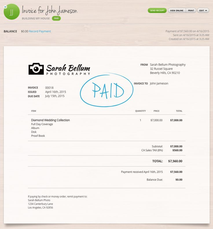 How To Do A Invoice 37 Best Be Your Own Boss Images On Pinterest  Boss Career And .