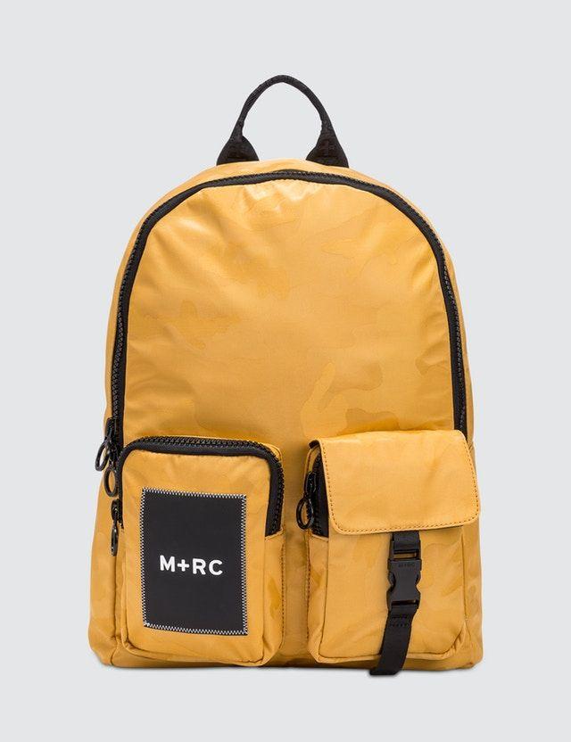 """M+RC Noir """"Mac-10"""" Backpack"""