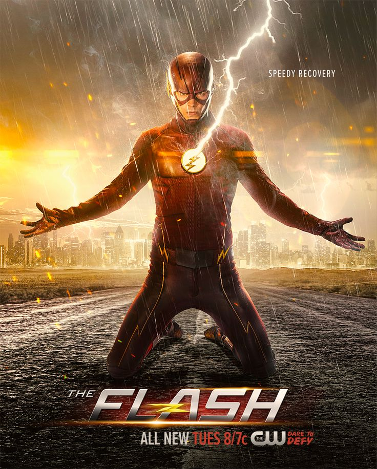 The fastest way to watch the latest episodes of #TheFlash is always on cwtv.com or with The CW App!