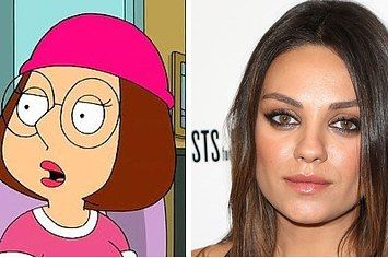 "This Is What The Cast Of ""Family Guy"" Looks Like"