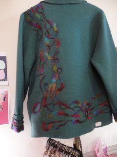 Ali Strebel: Winter Woolen Workshop, Feb. 25 - 26, 2012