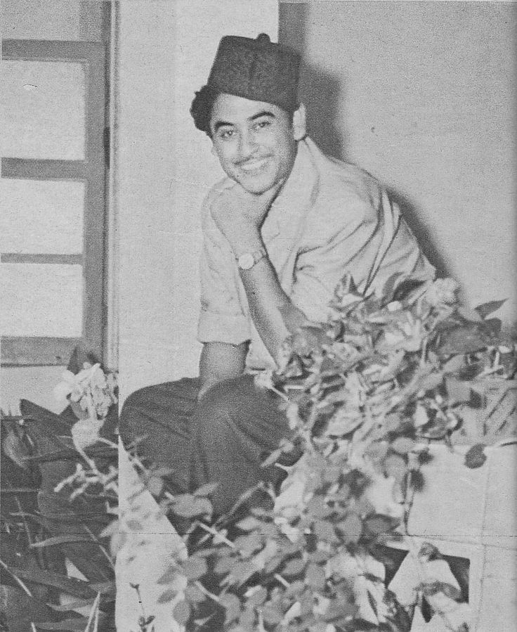 Kishore Kumar.