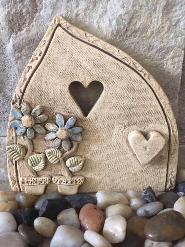 Fairy door, fairy doors, garden fairy doors, fairy garden, garden ornament, faerie doors, fairy garden doors, garden ornaments, fairies by RJPotteryshop on Etsy https://www.etsy.com/uk/listing/527269463/fairy-door-fairy-doors-garden-fairy