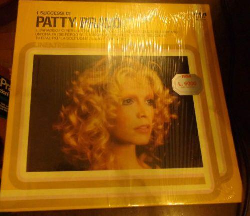LP - PATTY PRAVO -I SUCCESSI - NL 33045 - GKAI 29866 - Anno 1977