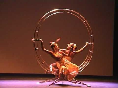 Nataraja Dance:  The stylized cosmic dance of Shiva Nataraja from Danzananta Dance Company