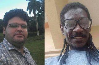 Alerta de RedLad: dos activistas pro-democracia y libertad de expresión cubanos desaparecidos   Todos los atropellos a la vida y la libertad nos duelen. Más aún cuando eres amigo de las personas que se ven atacadas solo por luchar por la democracia. A continuación la alerta de RedLad organización de la que soy miembro:  2 de noviembre de 2017  El día 23 de octubre del presente año los activistas cubanos Robert Jiménez Gutiérrez y César Iván Mendoza Regaldebían partir de La Habana con destino…