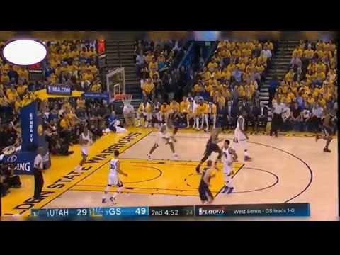 Utah Jazz vs Golden State Warriors 104:115 Full Game Highlights | Game 2...