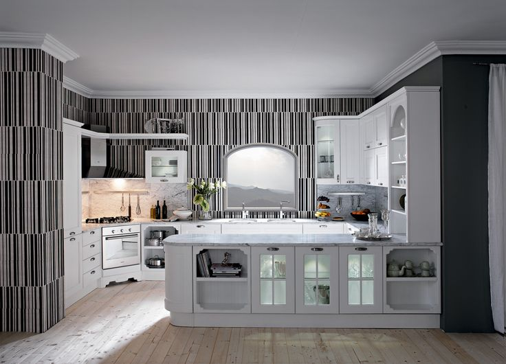 The imperial collection aran italian kitchens for Aran world kitchen cabinets